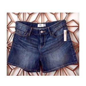 NWT Old Navy Girls Denim Shorts